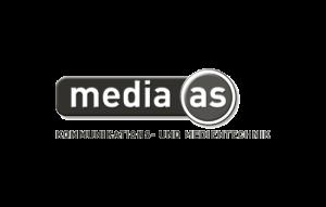 Logo media as