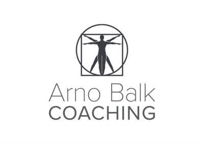 Arno Balk Coaching Logodesign