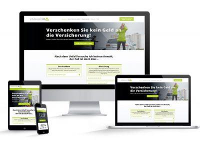 unfallassistent24.de website